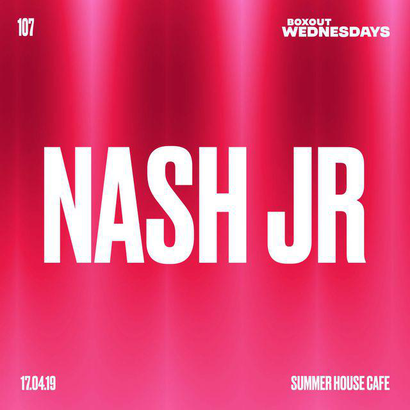 Boxout Wednesdays 107.3 - Nash Jr