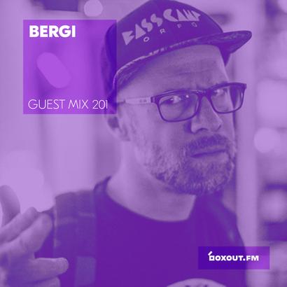 Guest Mix 201 - Bergi