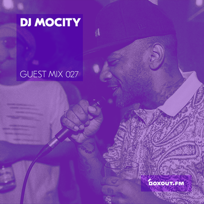 Guest Mix 027 - DJ MoCity | Prodigy (Mobb Deep) Tribute Selection