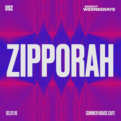 Boxout Wednesdays 092.3 - Zipporah