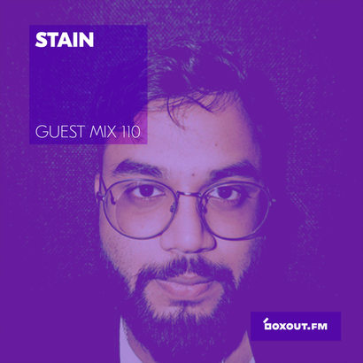Guest Mix 110 - Stain