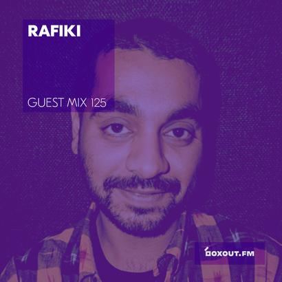 Guest Mix 125 - Rafiki