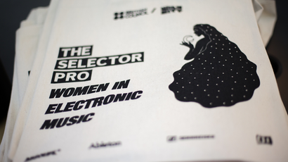 Selector Pro: Women In Electronic Music (Bombay)