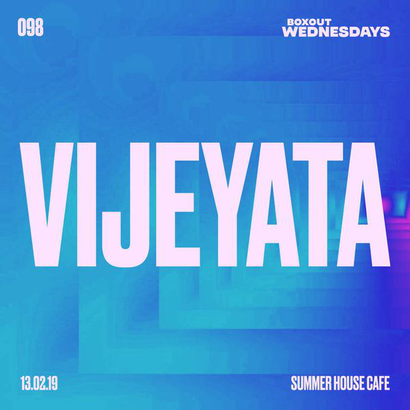 Boxout Wednesdays 098.1 - Vijeyata
