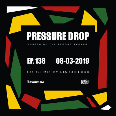 Pressure Drop 138 - Guest Mix By Pia Collada