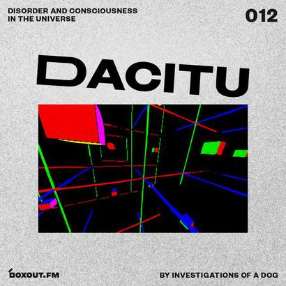 DACITU 012 - Investigations Of A Dog