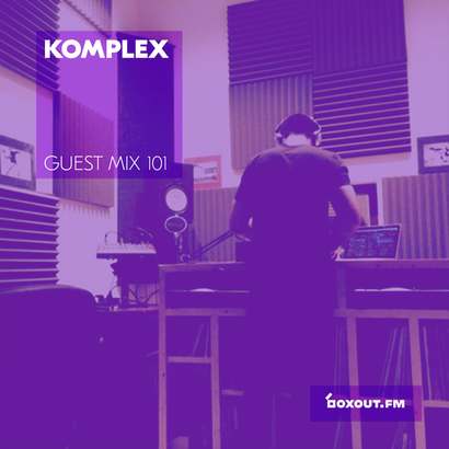 Guest Mix 101 - Komplex