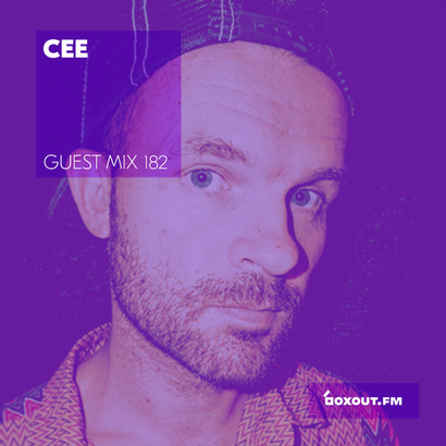 Guest Mix 182 - CEE