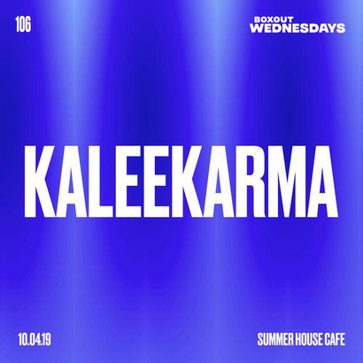 Boxout Wednesdays 106.2 - Kaleekarma