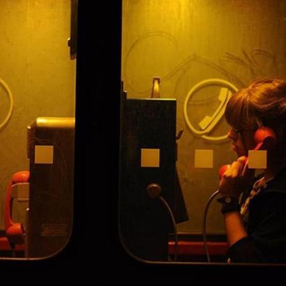 Public Telephone 007 - Diego Edelstein