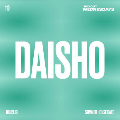 Boxout Wednesdays 110.2 - Daisho