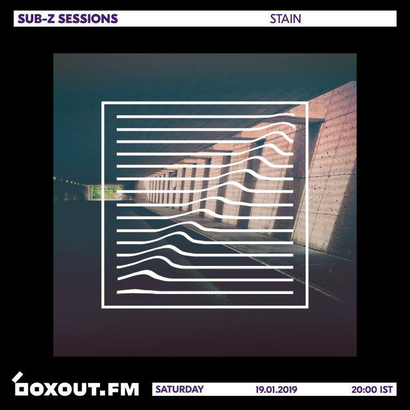 Sub-Z Sessions 045 - Stain
