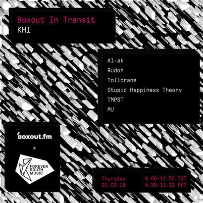 Boxout In Transit KHI - TMPST