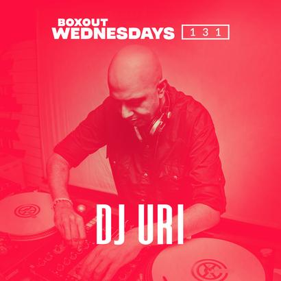 Boxout Wednesdays 131.4 - DJ URI
