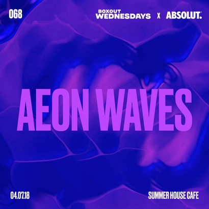 BW068.1 x Absolut - Aeon Waves