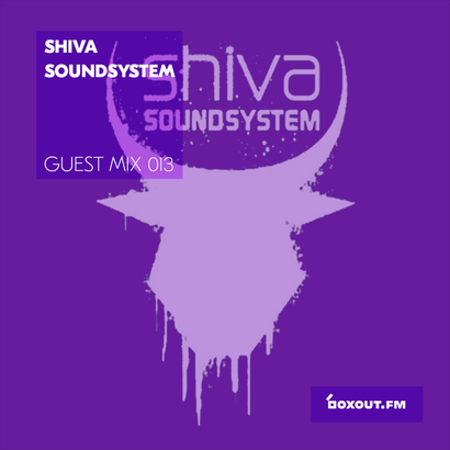 Guest Mix 013 - Shiva Soundsystem (Nerm and D-code)