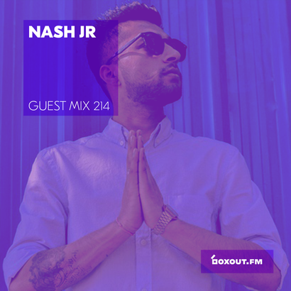 Guest Mix 214 - Nash JR