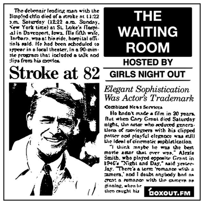 The Waiting Room 010 - GIRLS NIGHT OUT