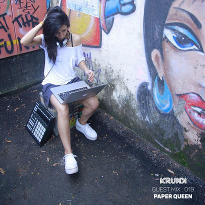 KRUNK Guest Mix 019 :: Paper Queen