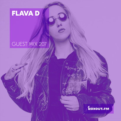 Guest Mix 207 - Flava D