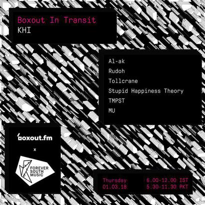 Boxout In Transit KHI - Stupid Happiness Theory