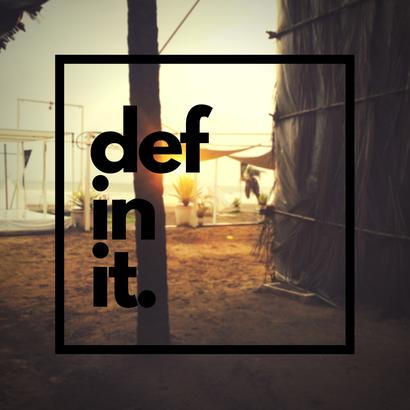 Def In It 001 - Def