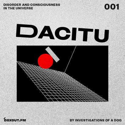 DACITU 001 - Investigations Of A Dog