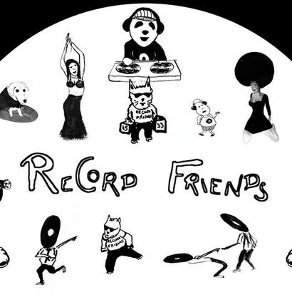 Record Friends 001 - Uncon Sci