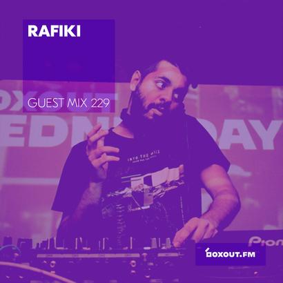 Guest Mix 229 - Rafiki