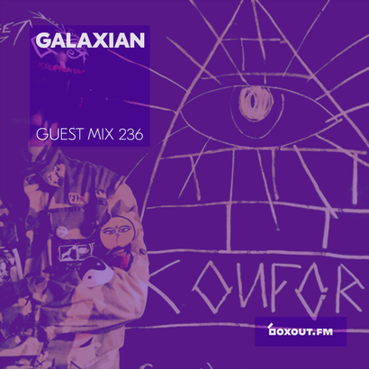 Guest mix 236 - Galaxian (Live)
