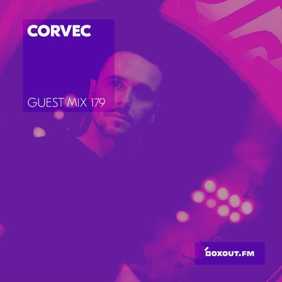 Guest Mix 179 - Corvec