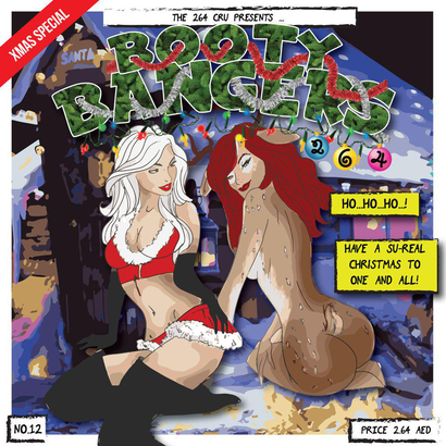 Booty Bangers #12 - Su Real (Xmas Special)