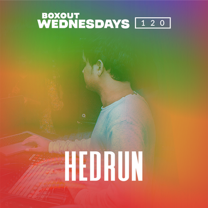 Boxout Wednesdays 120.3 - Hedrun