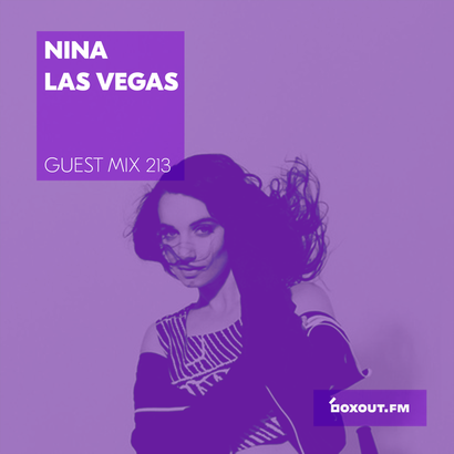 Guest Mix 213 - Nina Las Vegas