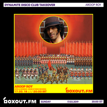 Dynamite Disco Club 2nd Anniversary - Aroop Roy