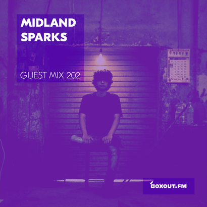 Guest Mix 202 - Midland Sparks