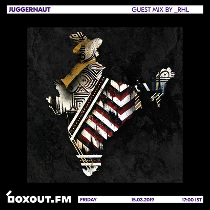 Juggernaut 024 - Guest Mix by _RHL
