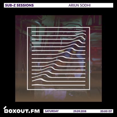 Sub-Z Sessions 032 - Sodhi