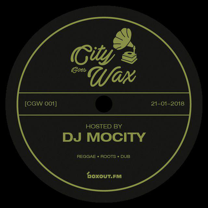 City Goes Wax 001 - DJ MoCity