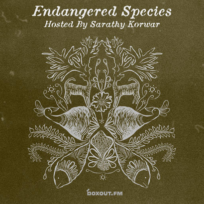Endangered Species 006 - Guest Mix by Vidhi Gandhi