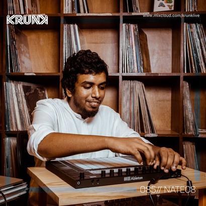 KRUNK Guest Mix 085 :: NATE08