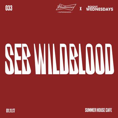 Budweiser x BW033.2 - Seb Wildblood