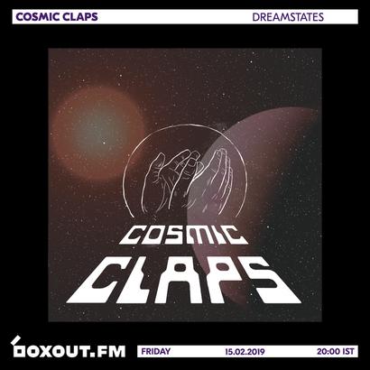 Cosmic Claps 023 - dreamstates