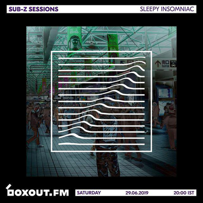 Sub-Z Sessions 067 - Guest Mix by Sleepy Insomniac