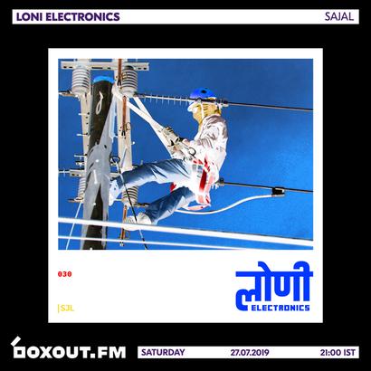 लोणी Electronics 030 - SJL
