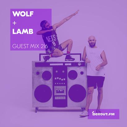 Guest Mix 216 - Wolf + Lamb