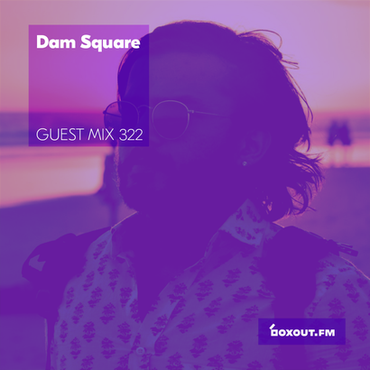 Guest Mix 322 - Dam Square