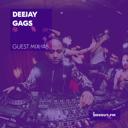 Guest Mix 148 - Deejay Gags
