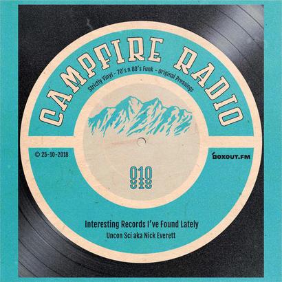 Campfire Radio 010 - Uncon Sci