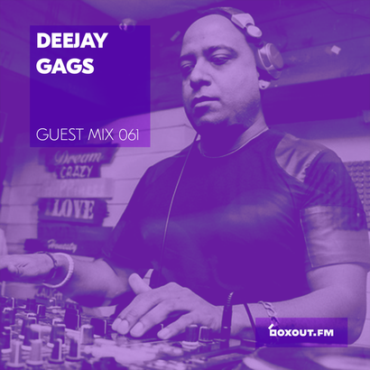 Guest Mix 061 - Deejay Gags